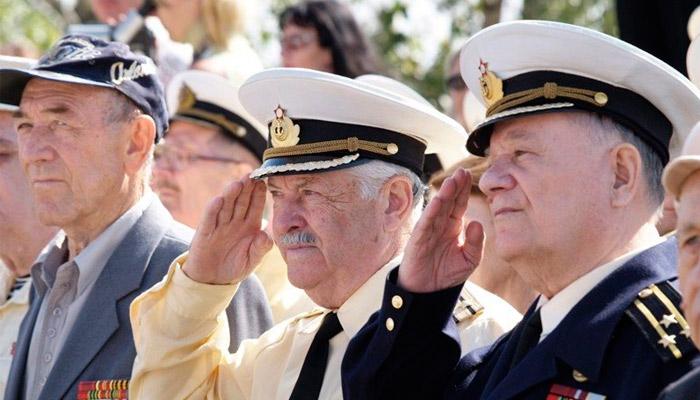 Во сколько лет военные уходят на пенсию