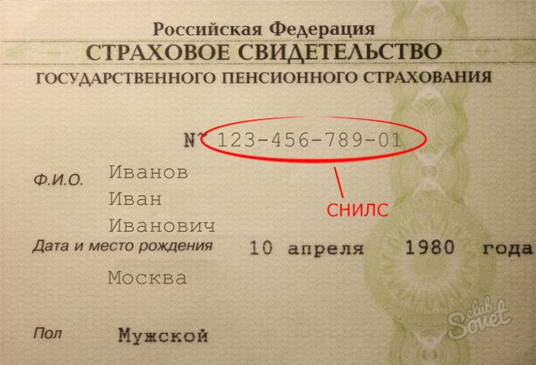 снилс где найти в интернете ижс Москве Московской
