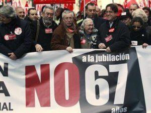 Пенсионный возраст в Испании в 2017 году