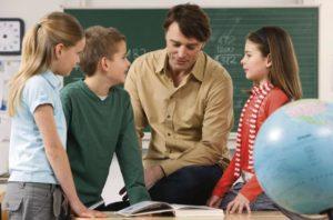 Пенсионный возраст учителей