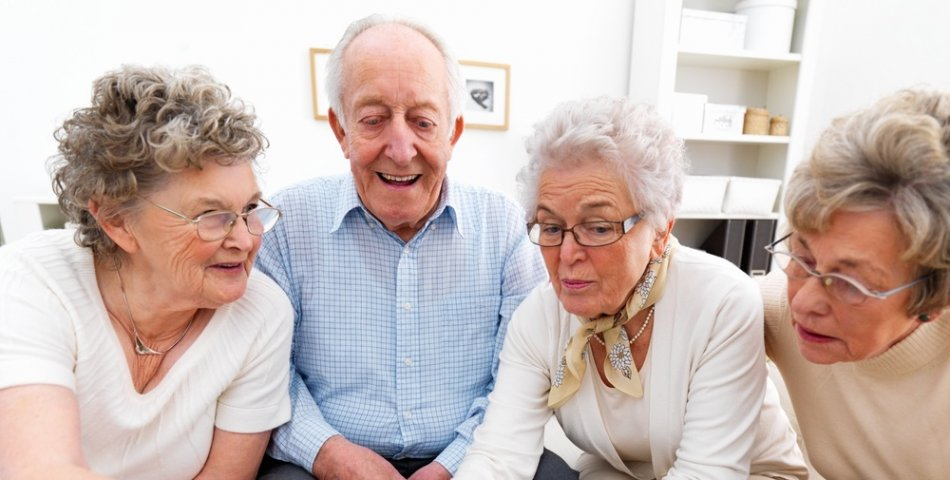 Пенсионный возраст в Америке