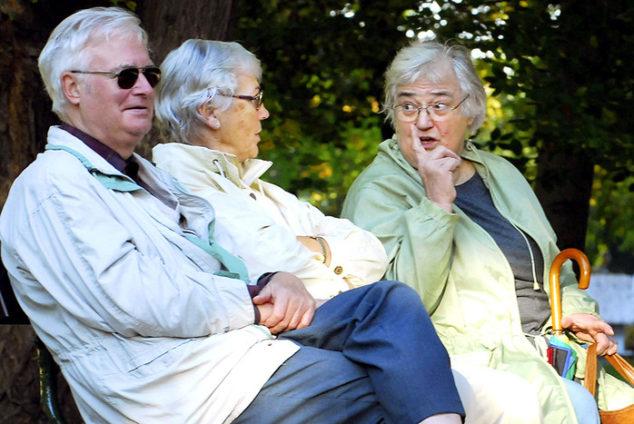 Пенсионный возраст в Германии