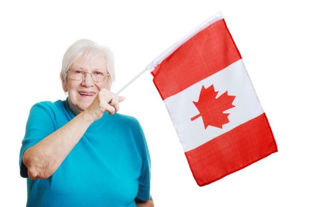 Пенсионный возраст в Канаде