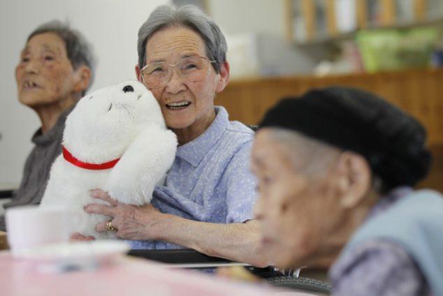 Пенсионный возраст в Японии