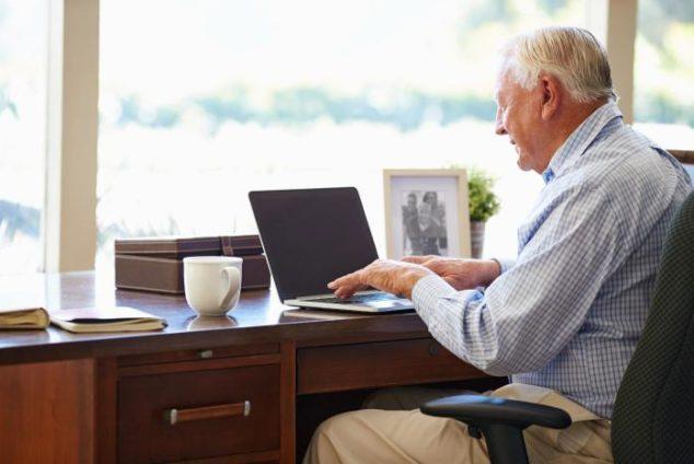 Удалённая работа для пенсионеров