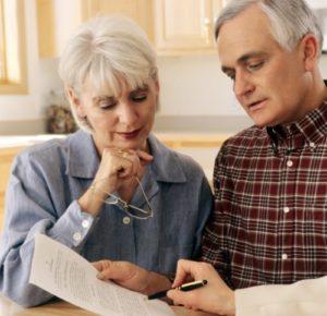 Заявление на страховую пенсию по старости в 2016 году