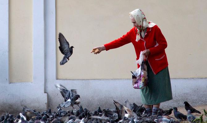 Какая пенсия в Калининграде?
