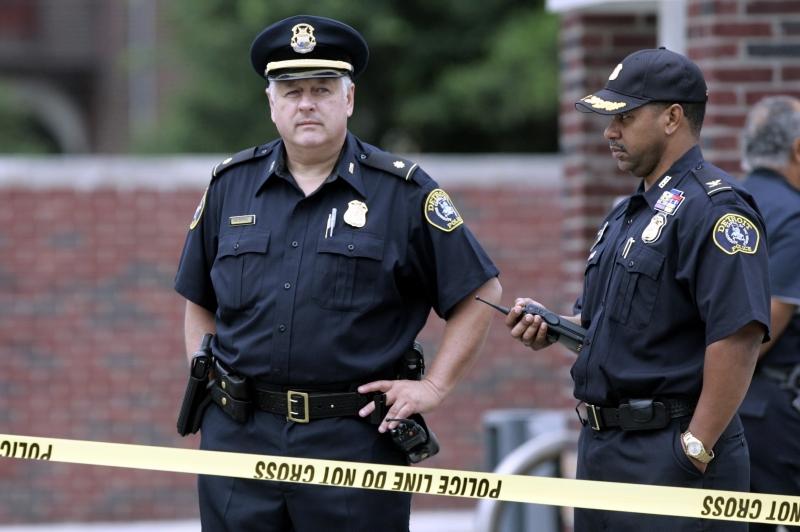 пенсионный возраст полицейских в Америке