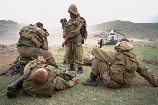 размер пенсии ветеранам боевых действий в чечне