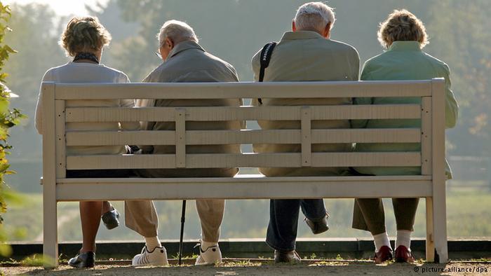 российская пенсия в Германии новый закон