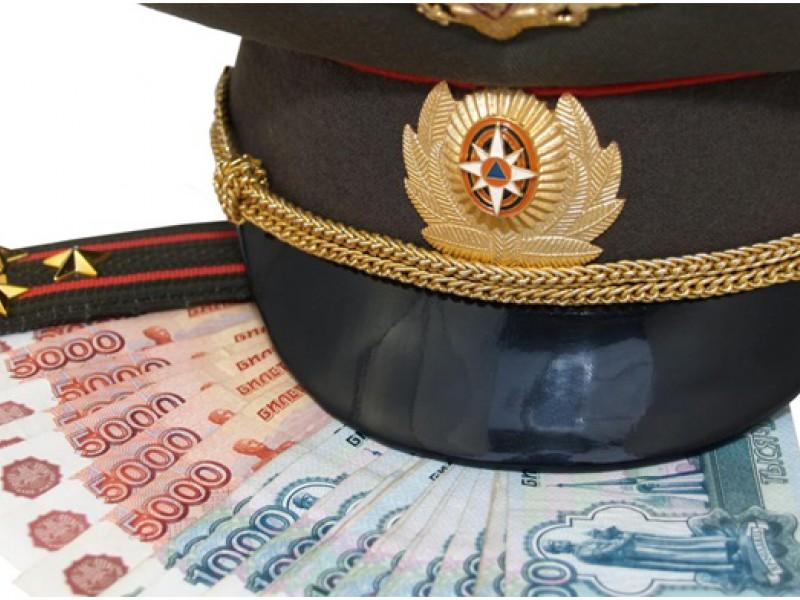 северный коэффициент к пенсии военнослужащим