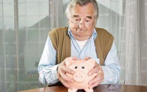 средняя пенсия по самарской области