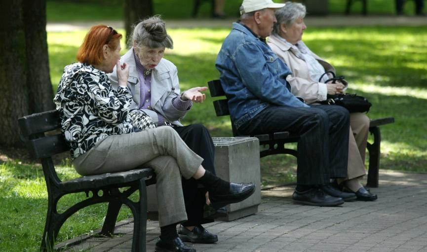 средняя пенсия в латвии в 2016 году