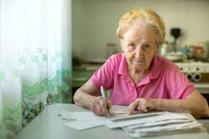 Документы для оформления государственной пенсии по старости