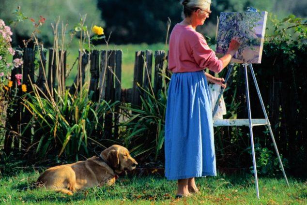 Чем заняться женщине на пенсии?