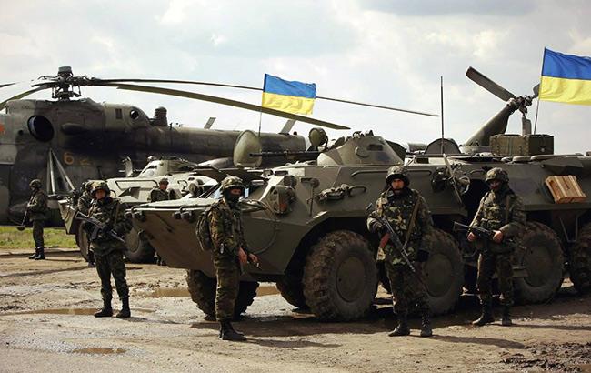 Повышение военных пенсий в Украине в 2017 году