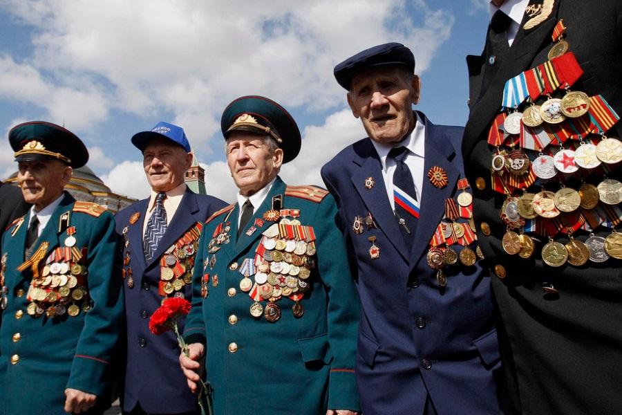 Военные пенсии в 2017 году