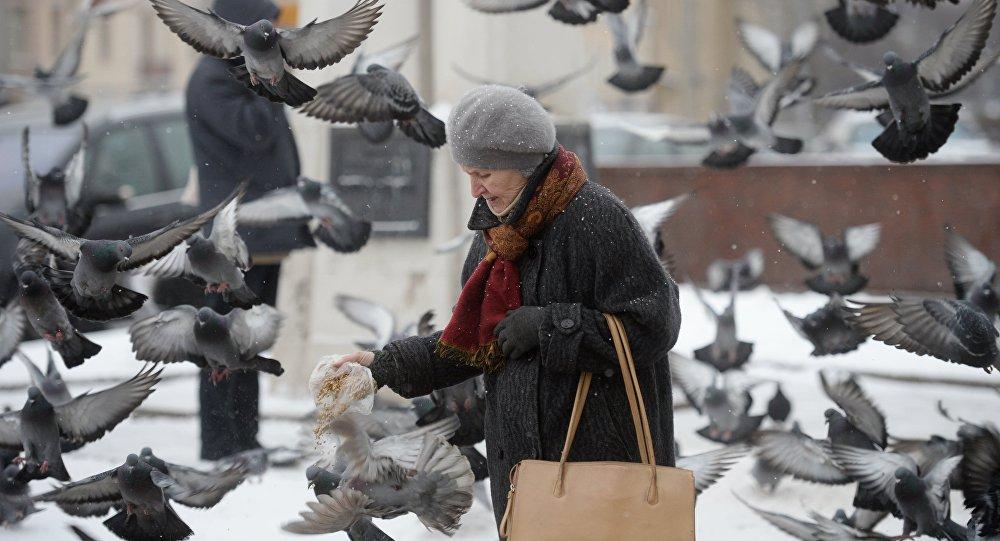 Самая большая пенсия в России