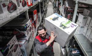Россиян ожидает повышение цен на электронику в 2017 году