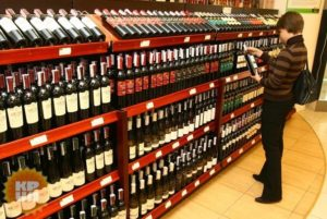 Цены на алкоголь в 2017 году