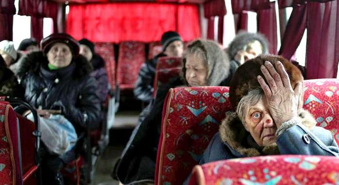Каково быть пенсионером в ЛНР