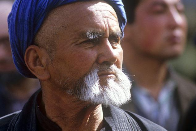 Пенсии в Узбекистане на пластик