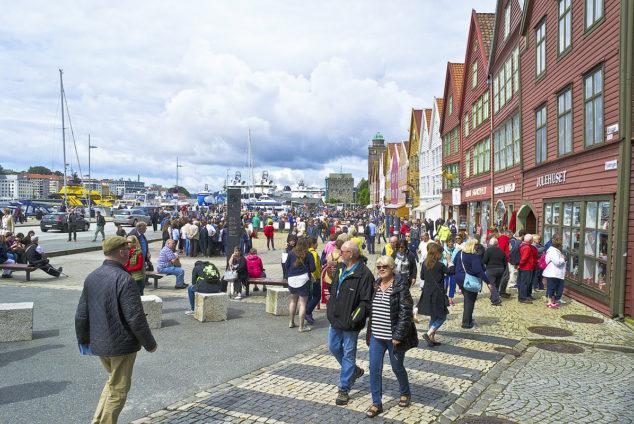 Пенсионеры Норвегии