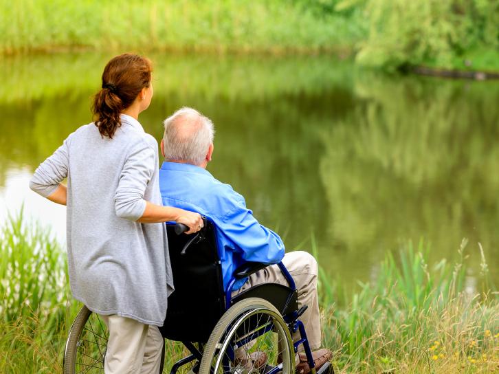 По уходу за престарелыми