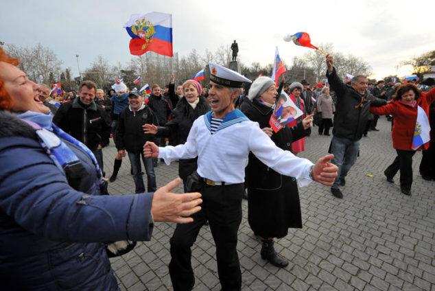 Жизнь на пенсии в Крыму