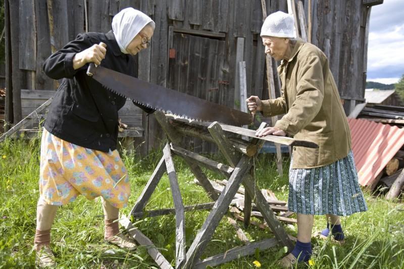Жизнь в деревне реальные истории