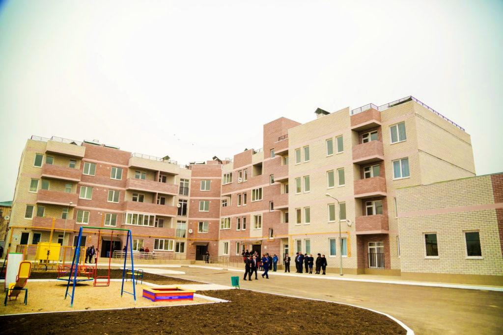 Условия переселения из ветхого и аварийного жилья