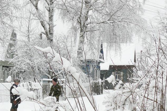 Жизнь в деревне после города в России