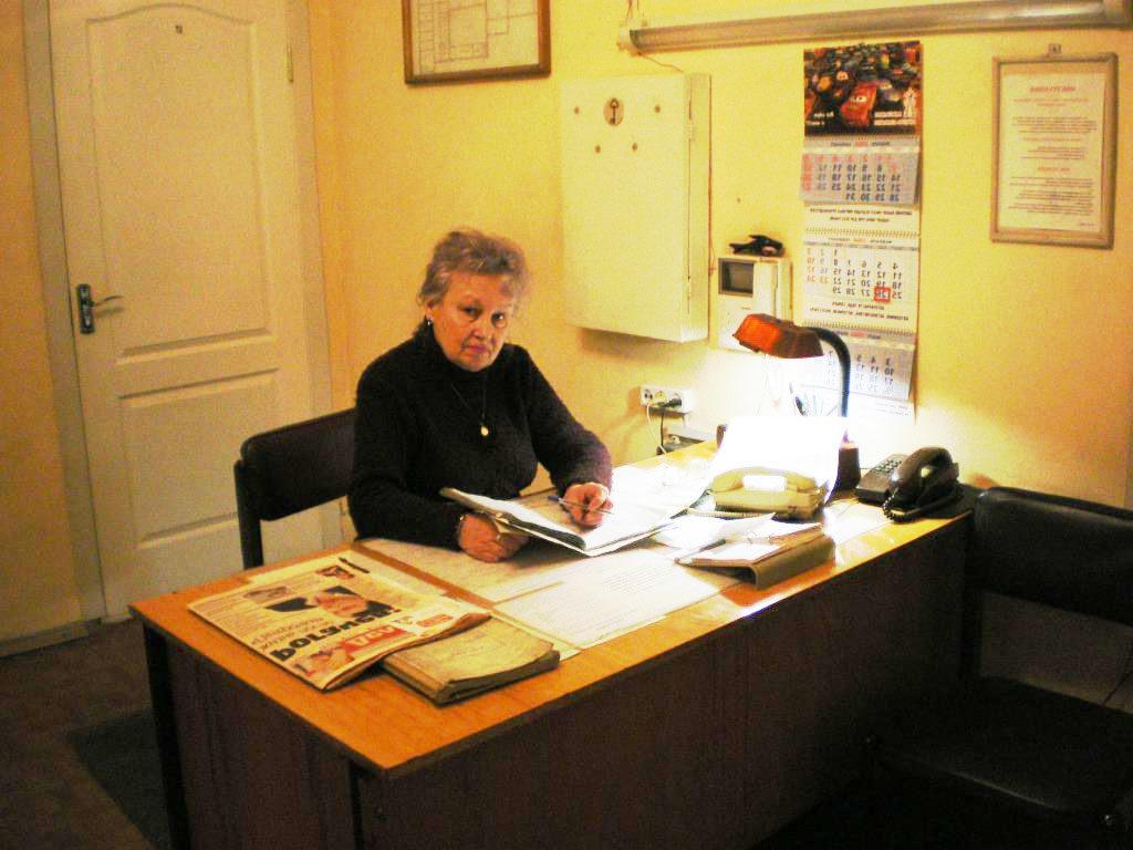Работа для пенсионеров в Москве вахтером