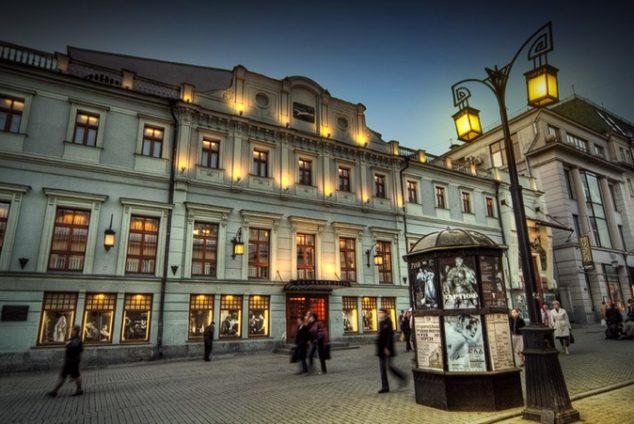 Работа для пенсионеров в театрах Москвы вакансии