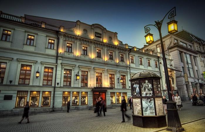 Вакансии в театрах в москве свежие вакансии дать объявление на авито в новосибирске