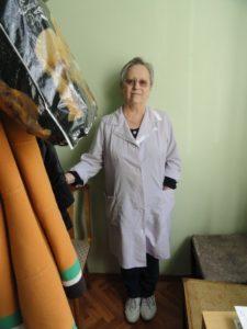Работа гардеробщицей для пенсионеров