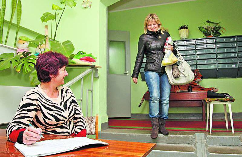 Работа консьержки в Москве для женщин