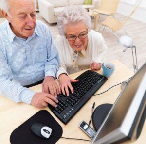 Работа на дому для пенсионеров в Москве