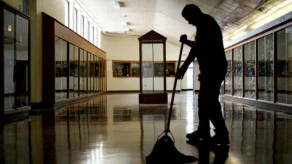 Работа уборщицей в Москве для пенсионеров в офисе