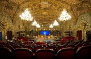 Вакансии для пенсионеров женщин в театрах Москвы