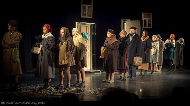Вакансии в театрах Москвы для пенсионеров