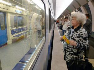 Льготы на проезд пенсионерам в Москве