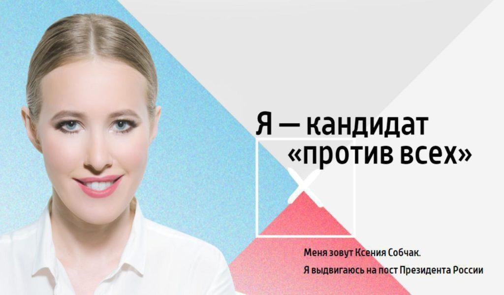 Выборы президента России 2018 кандидаты