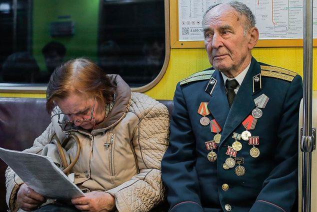 Пенсионеры Москвы лишатся льгот в метро?
