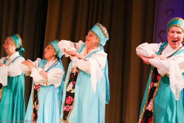Клубы по интересам для пожилых в Москве