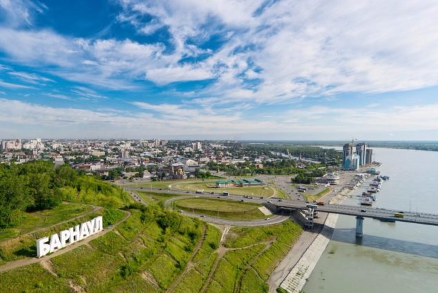 Средняя пенсия в Барнауле в 2018 году