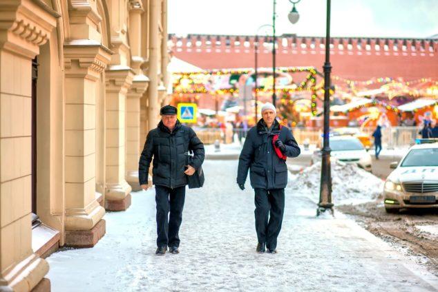 Работа курьером в Москве для пенсионеров
