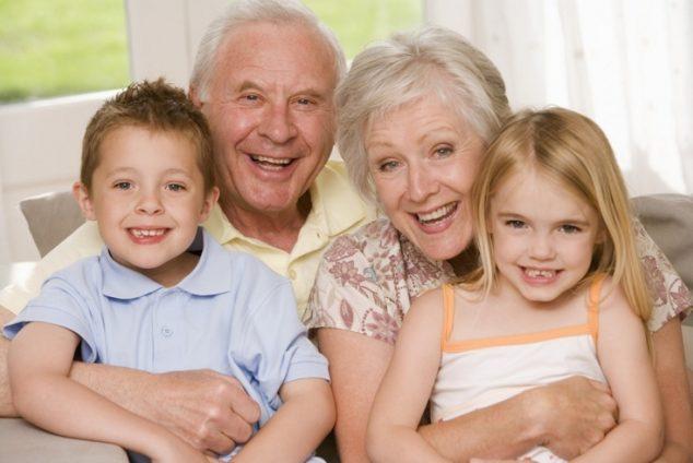 Прибавка к пенсии за детей пенсионерам