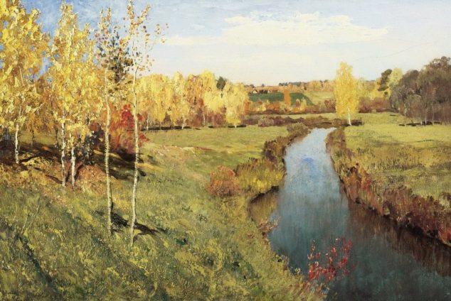 Народный календарь на октябрь