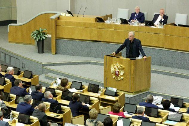 Шеин обвинил население в пенсионной реформе